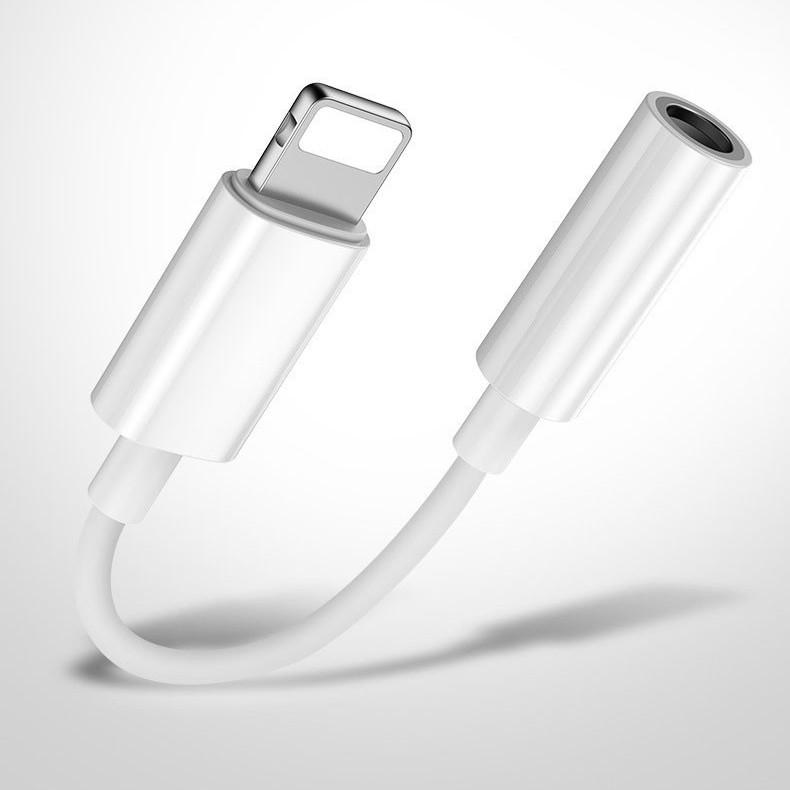 Cáp chuyển đổi tai nghe 3.5mm cho iphone
