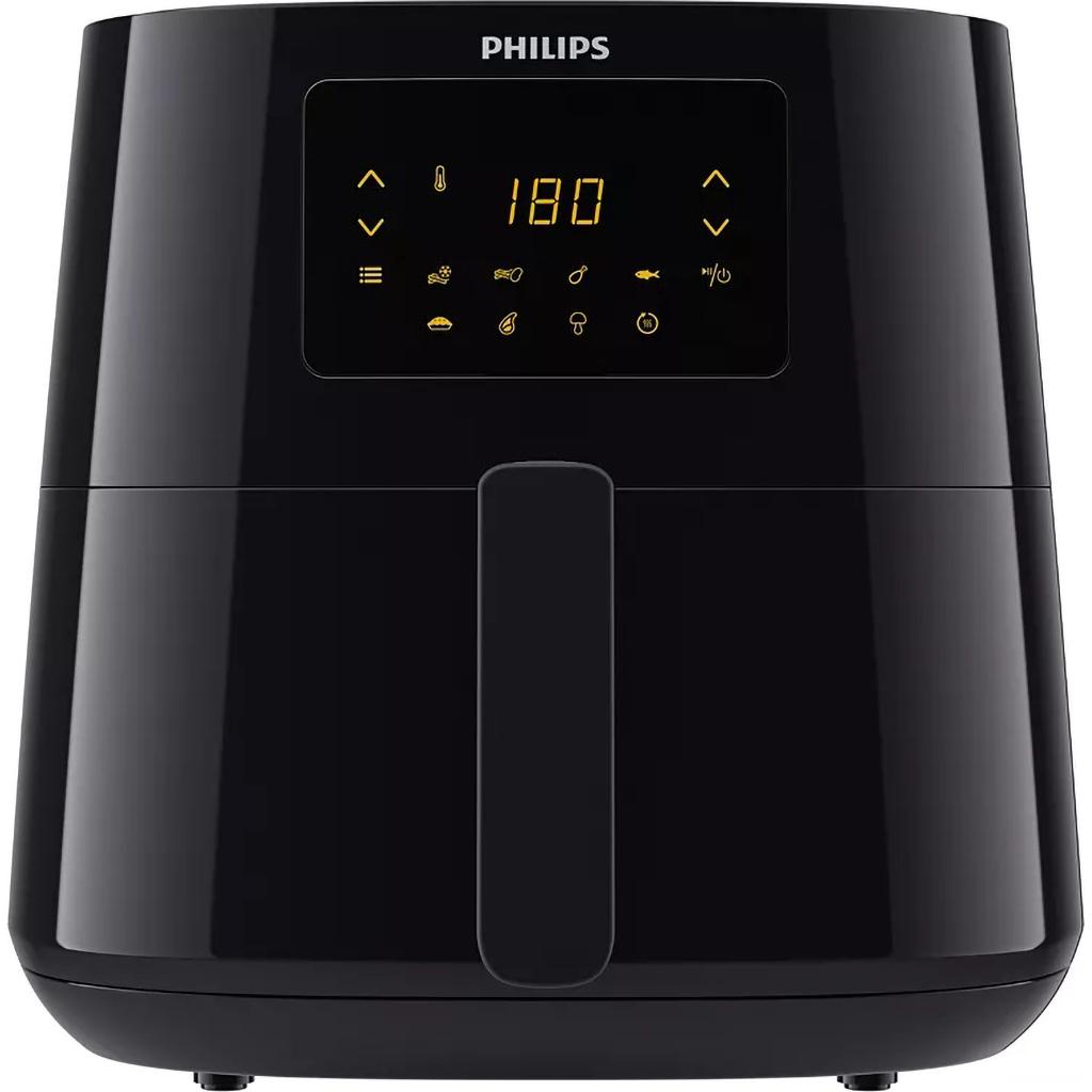 Nồi Chiên Không Dầu Điện Tử Philips 6.2L HD9270/90 (1.2kg) - Hàng Chính Hãng