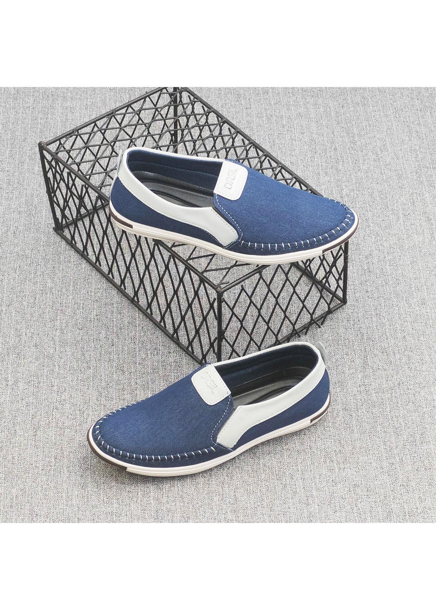 Giày lười nam ORSIL thoáng khí