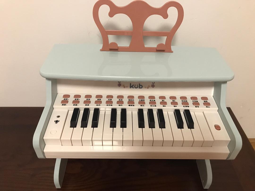 Đồ Chơi Đàn Mini Piano Cho Bé - KUB