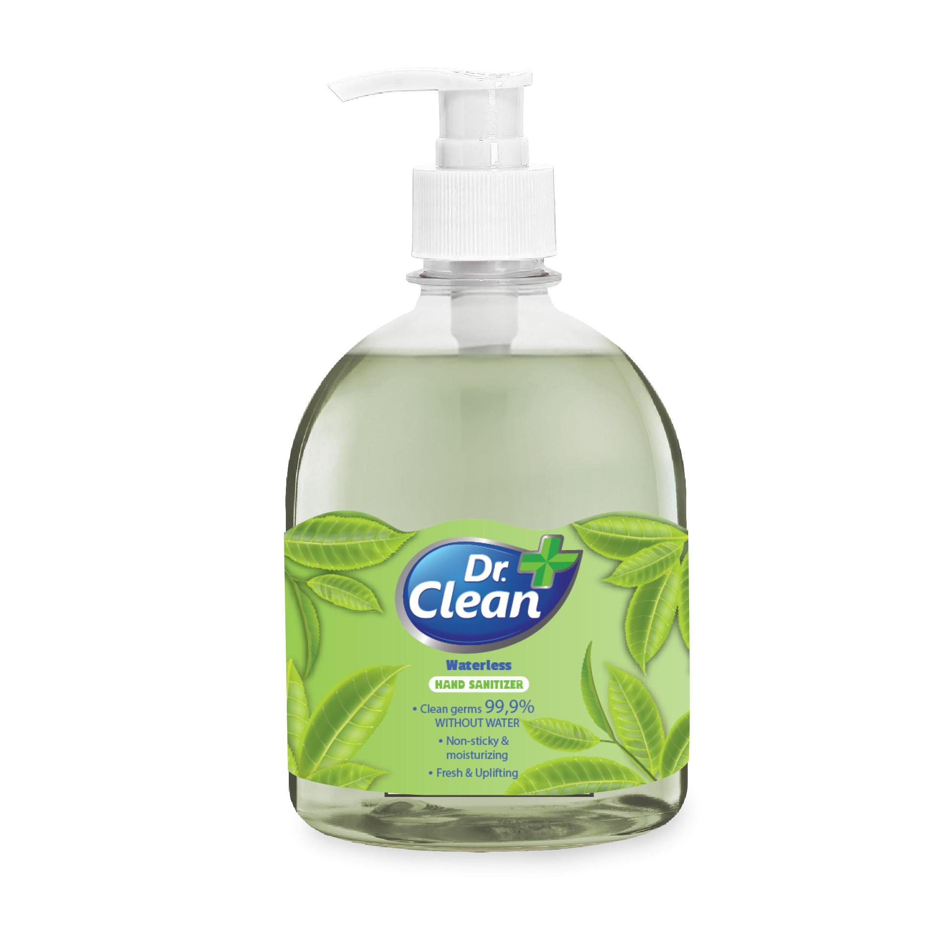 Gel Rửa Tay Khô Dr.Clean Hương Green Tea 500ml