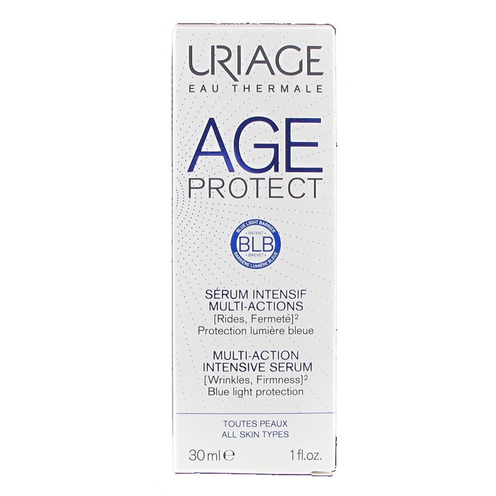 Tinh chất dưỡng da và ngăn ngừa lão hóa da Uriage Age Protect Serum Intensif MUL-ACT - Thương hiệu Uriage (Pháp)
