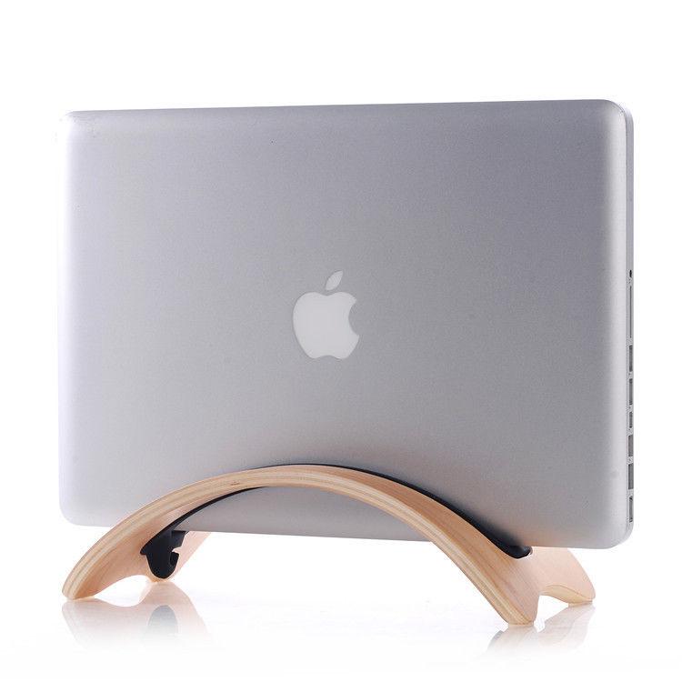 Stand Gỗ cho Macbook SAMDI - Hàng chính hãng