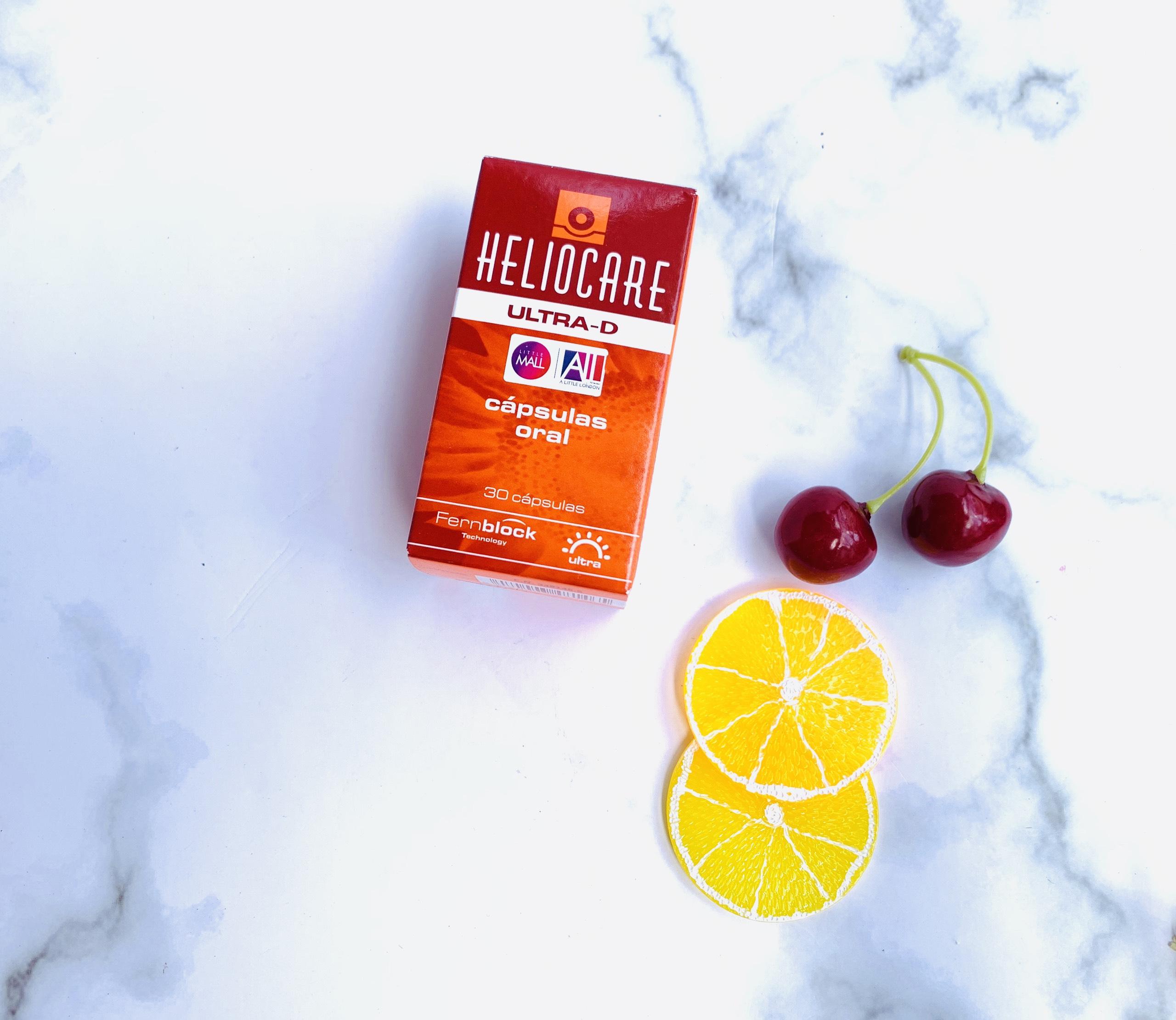 Viên uống chống nắng Heliocare Oral Ultra-D 30 Viên (Nhập khẩu)