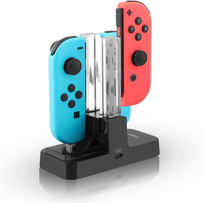 Bộ dock sạc đa năng cho MÁY Nintendo Switch Hàng nhập khẩu
