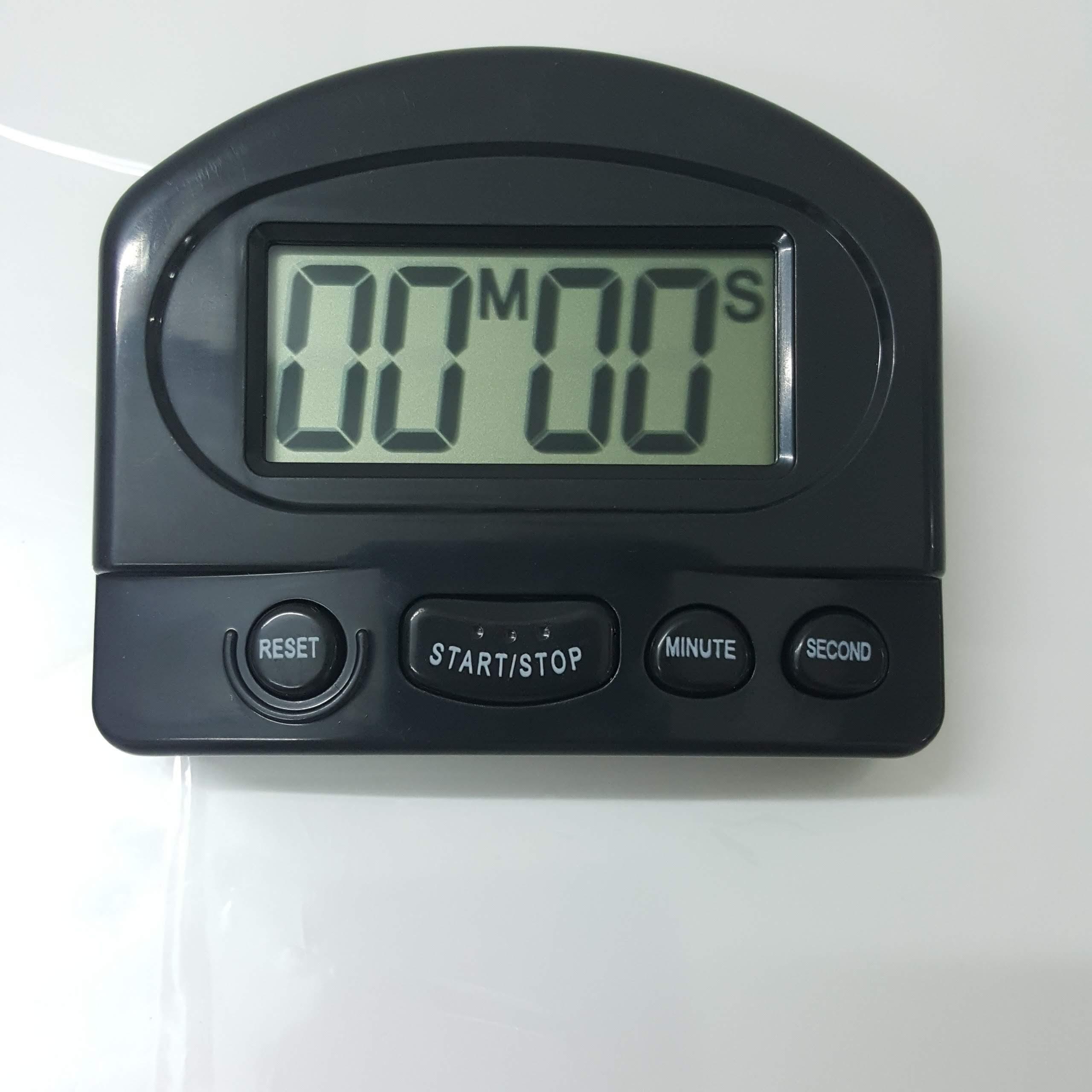 Đồng hồ bấm giờ điện tử mini, có chế độ đếm ngược