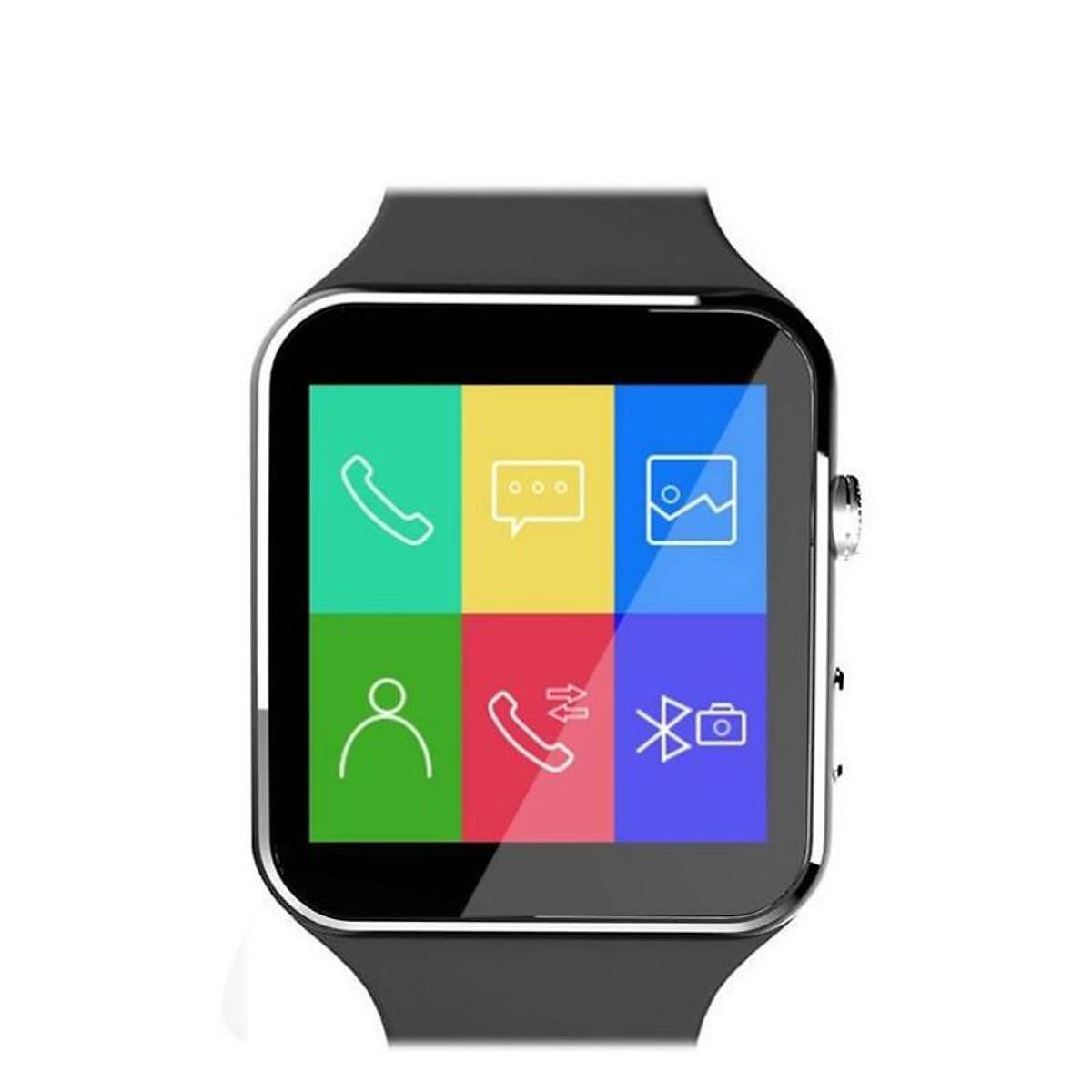 Đồng hồ thông minh cao cấp màn hình cong CX6