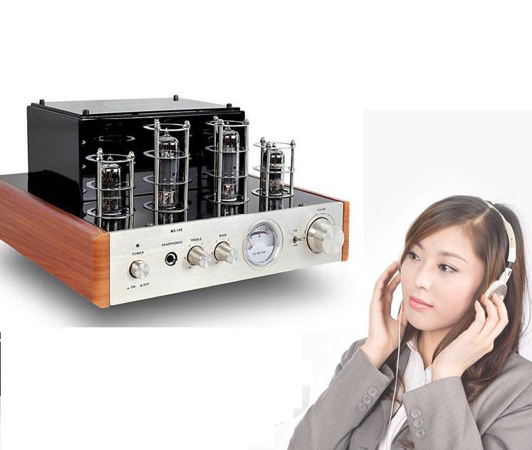Bộ khuếch đại âm thanh Amply MS-10D Không Bluetooth