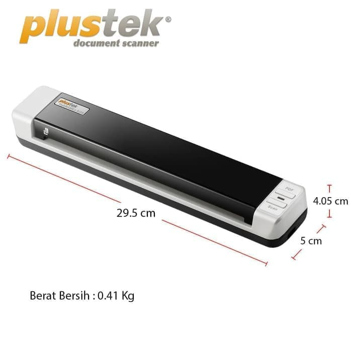 Máy scan Plustek MobileOffice S410 hàng chính hãng
