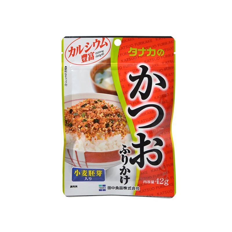 Gia vị rắc cơm cá ngừ bào Tanaka 42g