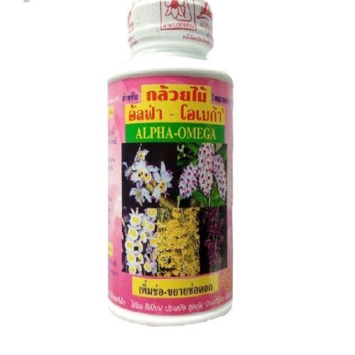 Kích thích đơm bông, phát hoa và giữ độ bền cho hoa trong thời kỳ phát bông chuyên dùng cho cho lan  lọ 200 gram