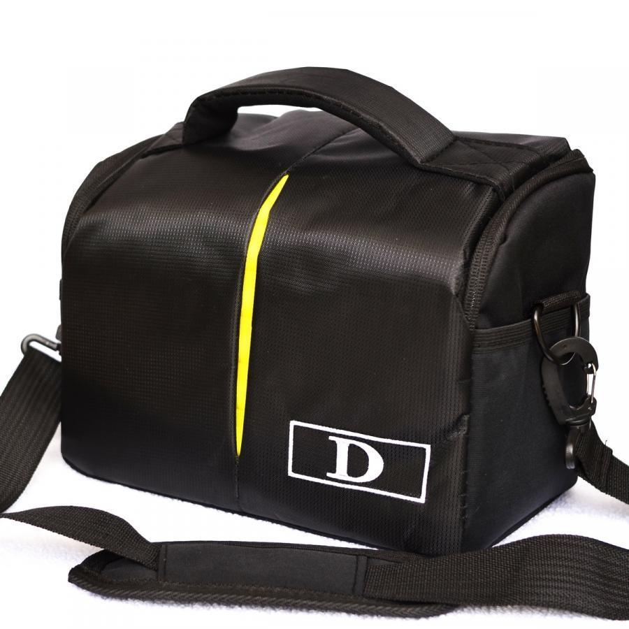 Túi chữ thêu D cho máy ảnh SLR Nikon- F038BN