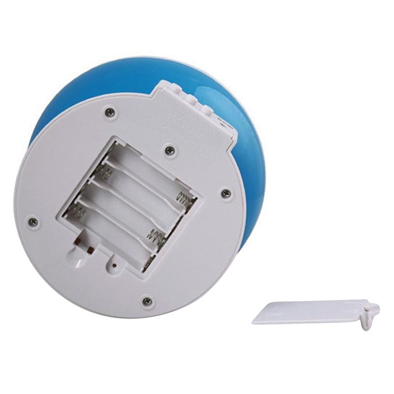 Đèn LED Máy Chiếu Bầu Trời Đêm Hình Trăng Sao