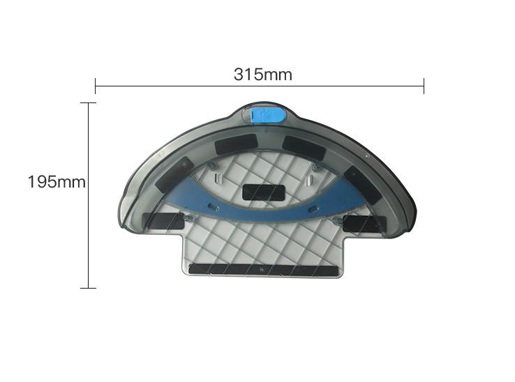 Khay đựng nước thay thế cho robot hút bụi haier Tab-T550 và TAB-T550WSC