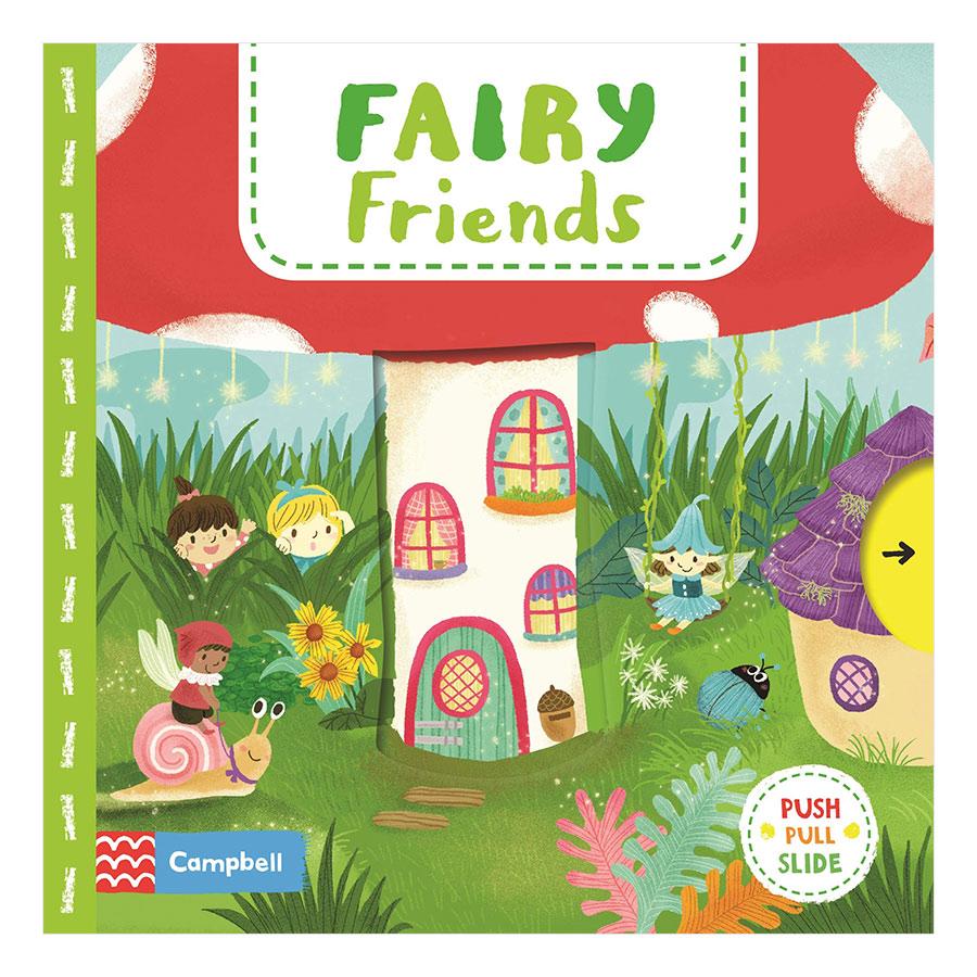 Fairy Friends (Board book)