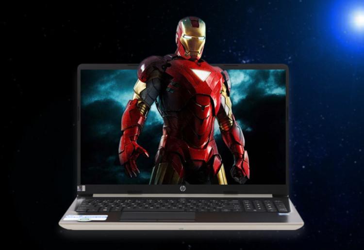 Màn hình tươi sáng, sắc nét trên Laptop văn phòng HP 15 da1023TU (5NK81PA)