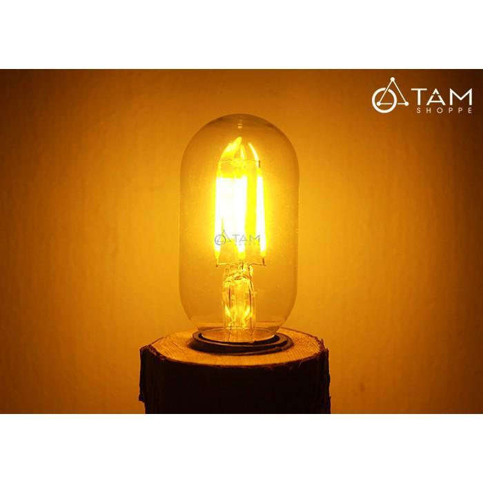 Bóng đèn Edison Led chia đốt