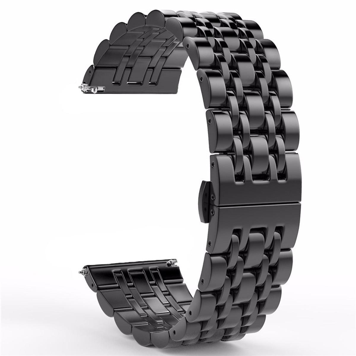 Dây Thép Genius cho đồng hồ Galaxy Watch 3/ Galaxy Watch 46/ Huawei GT 2/ Huawei GT/ Gear S3 Size 22mm