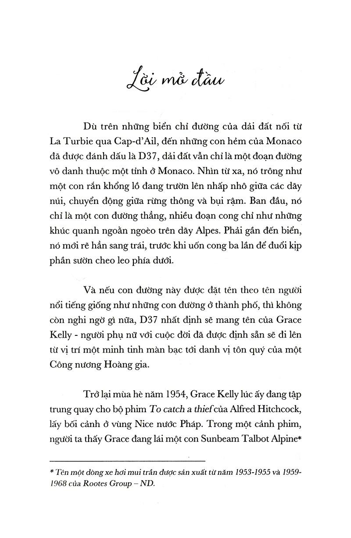 Grace Kelly - Những Góc Khuất Chưa Từng Hé Lộ Về Một Cuộc Đời Tưởng Chừng Hoàn Hảo - Tặng Kèm Sổ Tay
