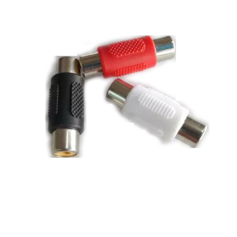 Đầu nối AV/RCA, Jack kết nối cáp AV (COMBO 3 CHIẾC)