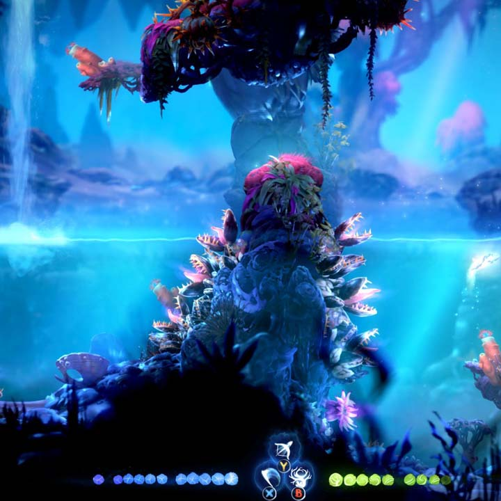 Đĩa Game Xbox One - Ori And The Will Of The Wisps >> Hàng Nhập Khẩu
