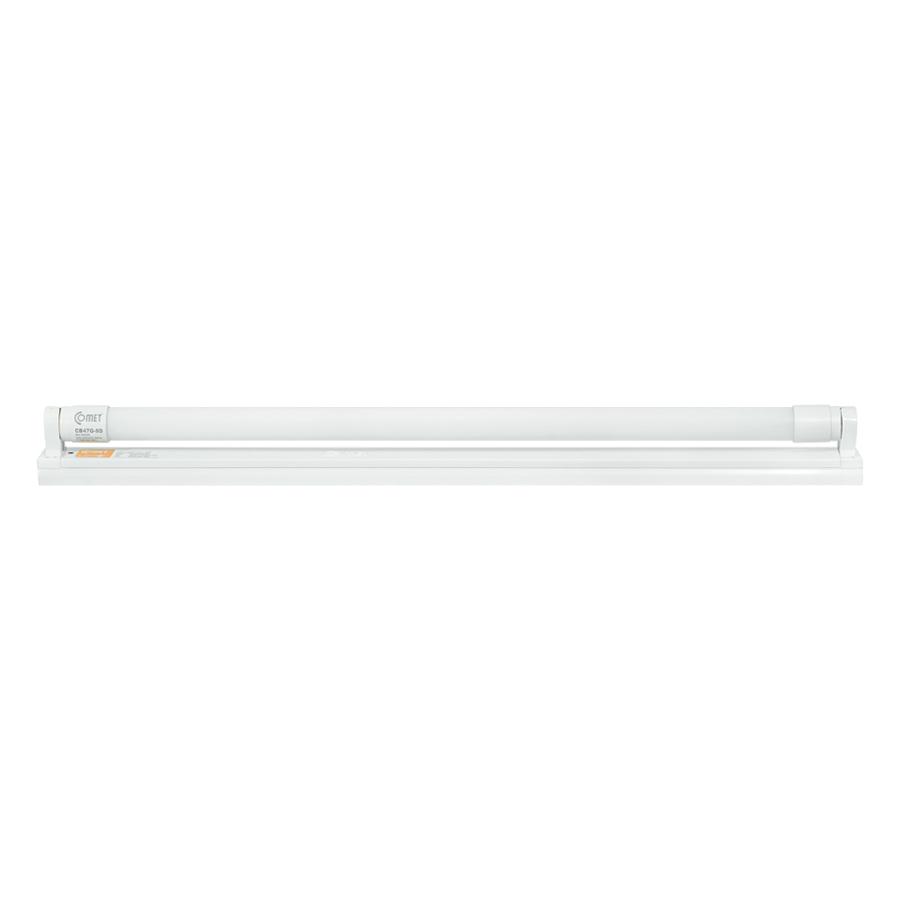 Combo 2 Bộ Máng Đèn Comet Batten Slimline T8 Lắp Bóng LED 1 X 0.6M-Slbt106/G
