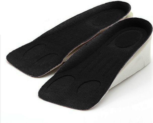 Lót giày tăng chiều cao mút xốp Nửa bàn (3 cm)