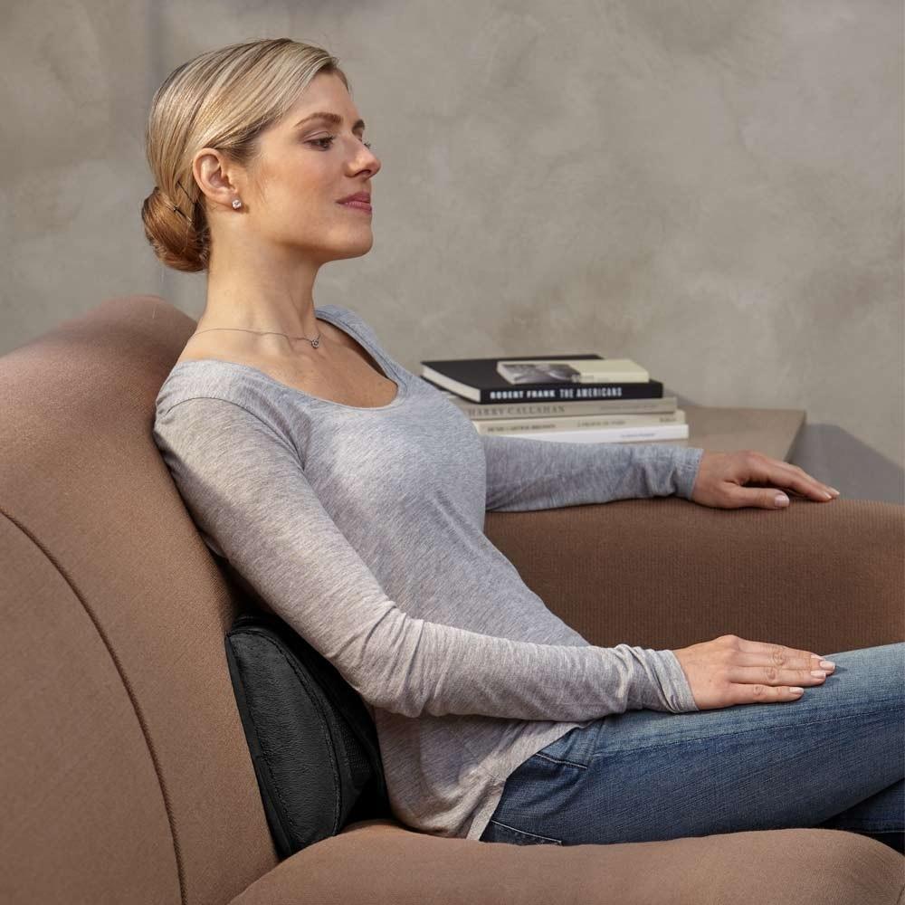 Gối massage Shiatsu/Chức năng làm nóng Homedics SP-18HJ