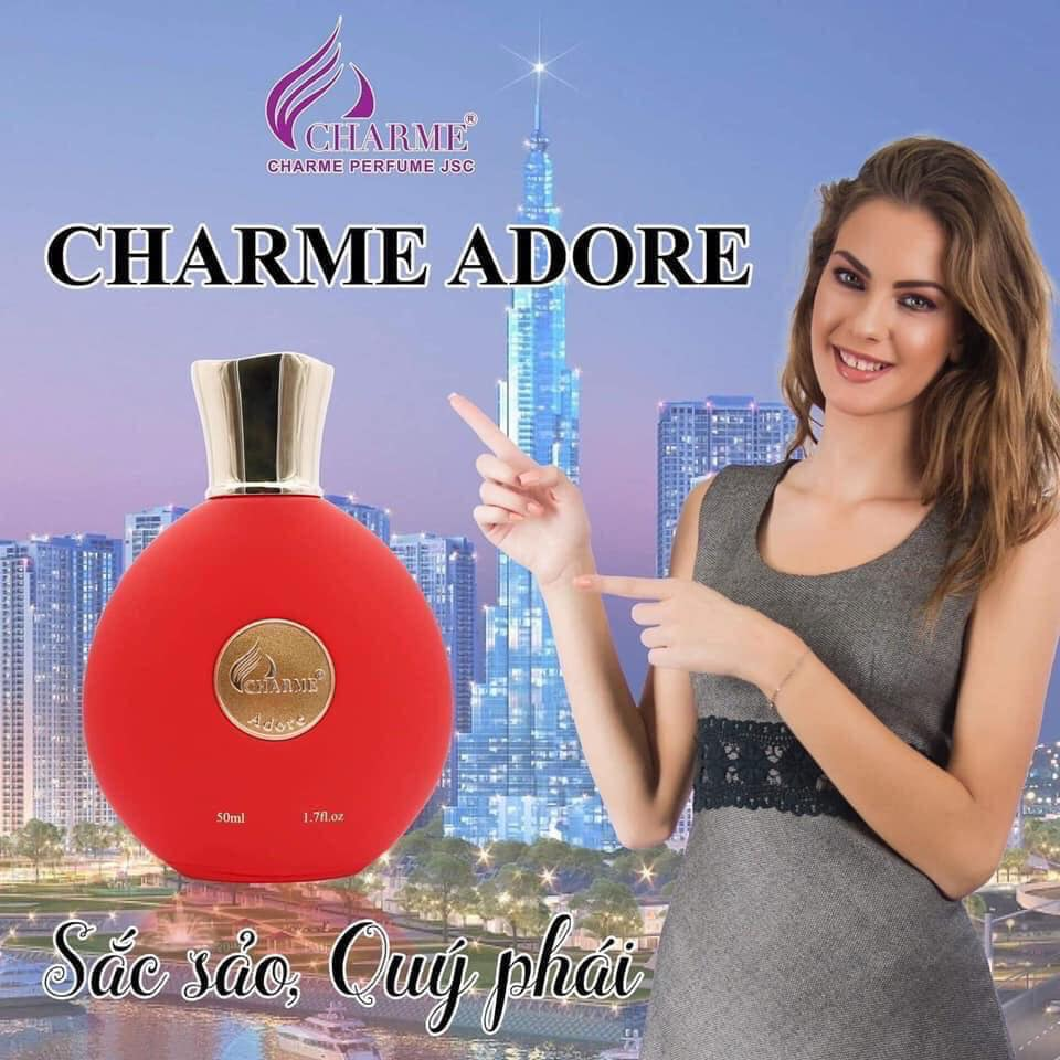 Nước Hoa Nữ Charme Adore 50ml