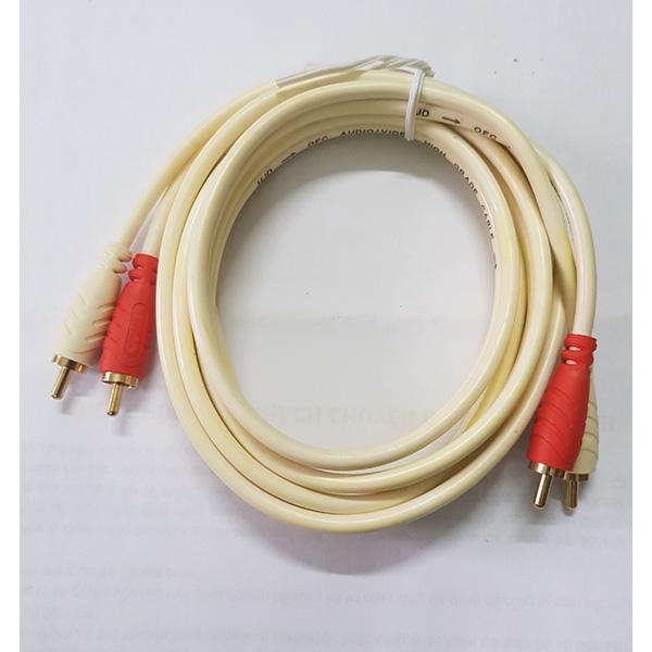 Dây tín hiệu AV 4 Đầu 1.8 mét