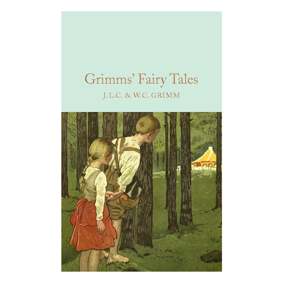 Macmillan Collector's Library: Grimms' Fairy Tales (Hardcover)