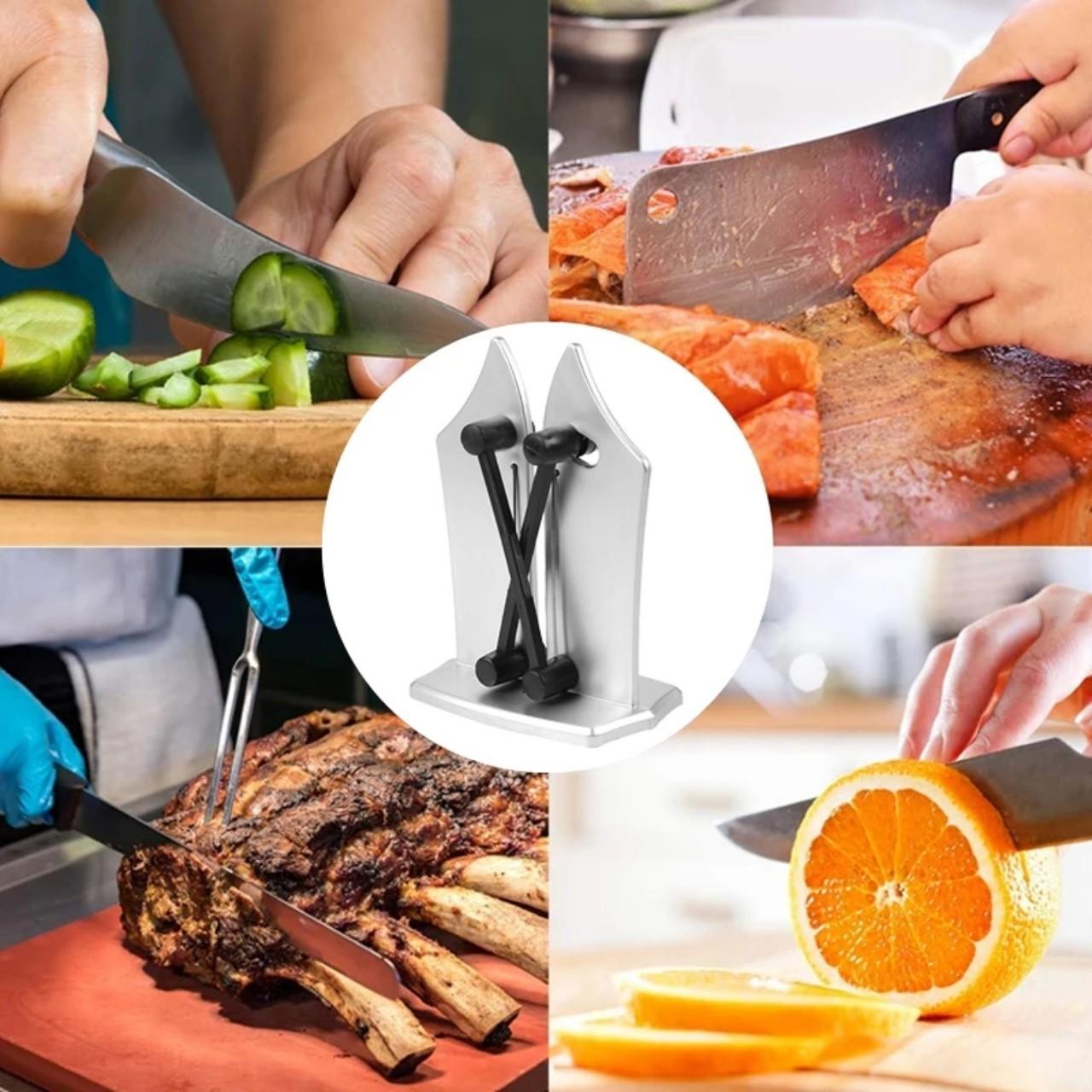 Máy mài dao kéo chuyên nghiệp , vật liệu thép không gỉ , chuyên dụng cho nhà bếp