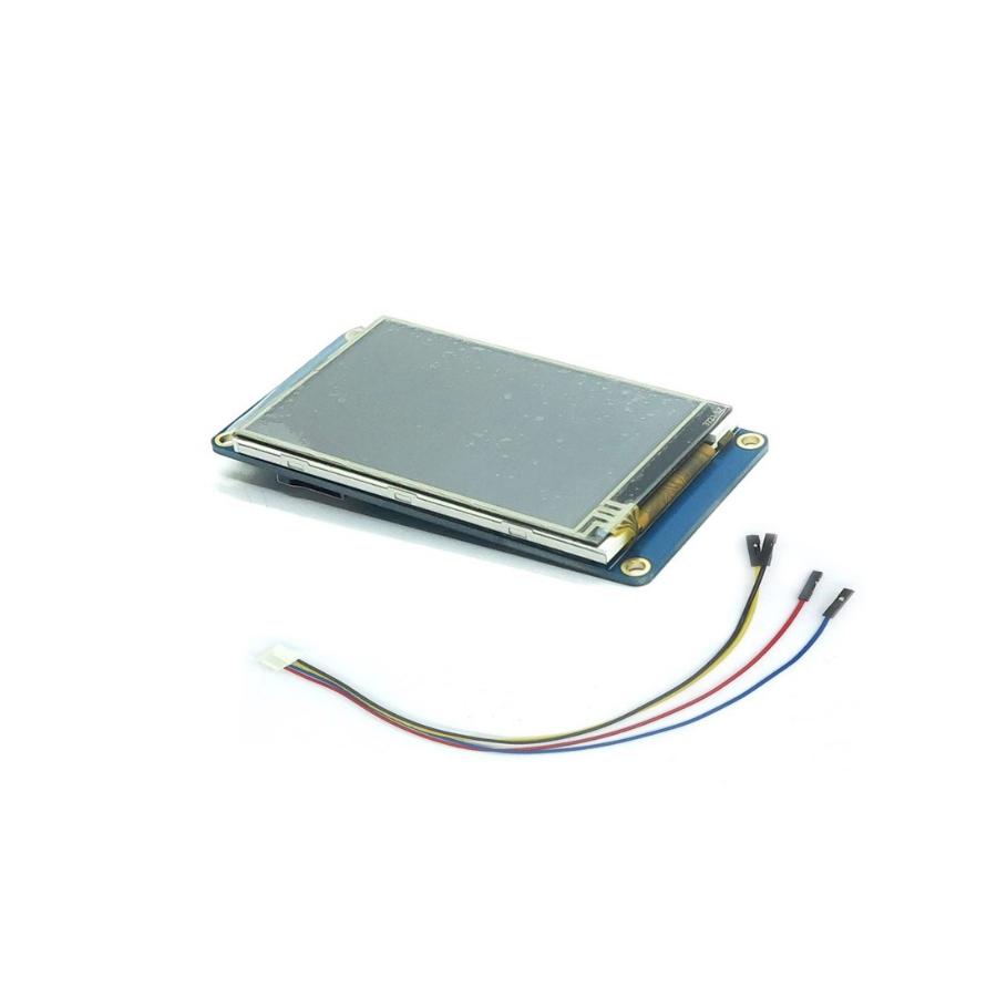 Màn Hình HMI UART Cảm Ứng Điện Trở 3.5 inch