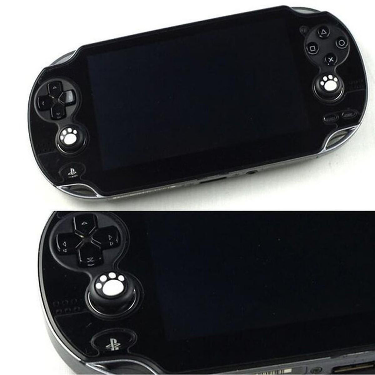 Bọc núm analog cho máy PS Vita set 4 cái giao mầu ngẫu nhiên