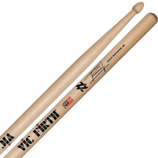 Dùi trống Vic Firth Signature Sticks Tony Royster Jr2 STR2