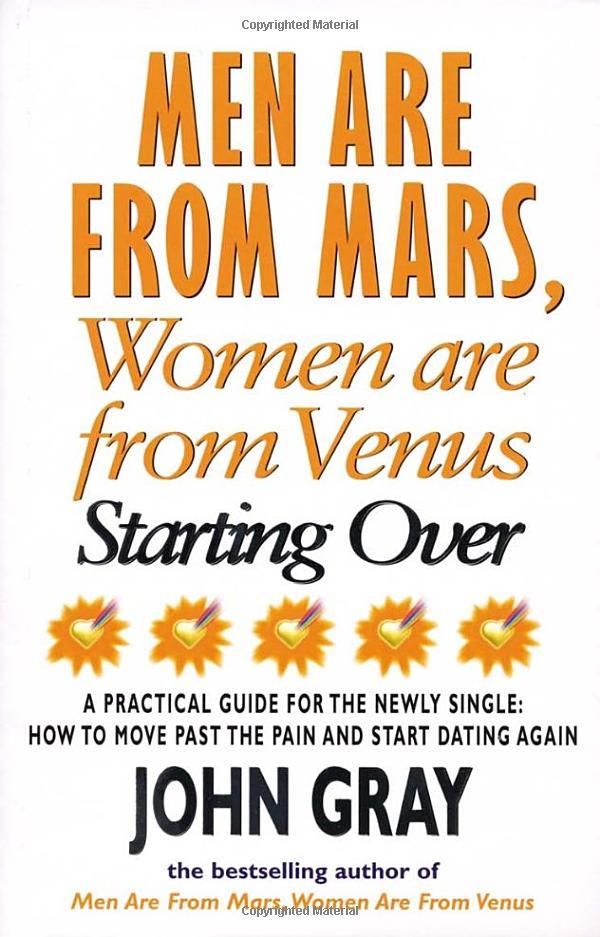 Mars And Venus: Single Again