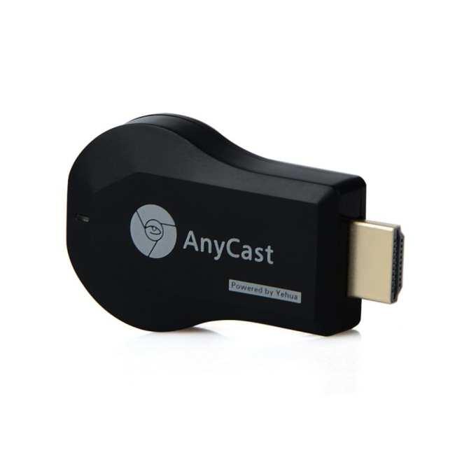 Thiết Bị Kết Nối HDMI Không Dây Anycast M9 Plus - Từ Điện Thoại Lên Tivi  - Hàng Nhập Khẩu