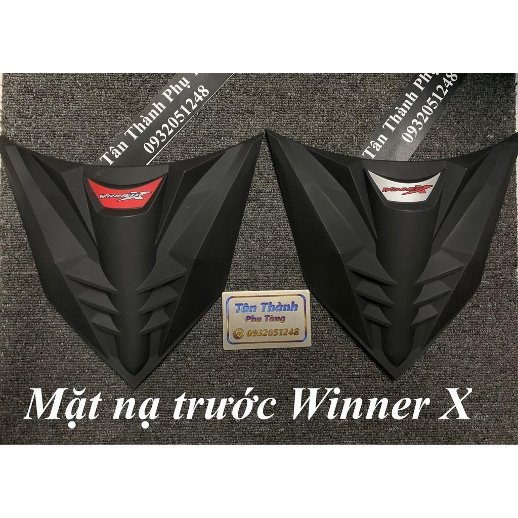Mặt nạ trước dành cho Winner X đen nhám