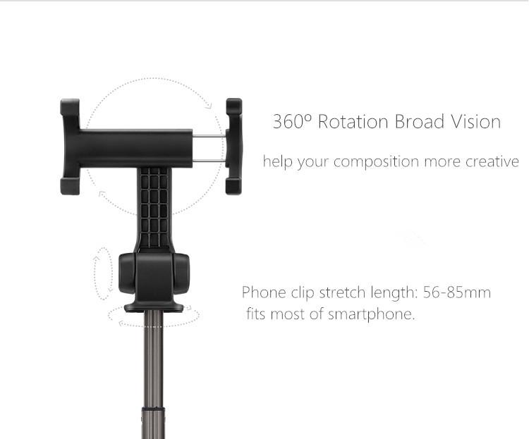 3c69d97f 1fd6 4f82 8afd a548bd159b25 - Gậy chụp hình Selfie Tripod Huawei 360 độ AF15