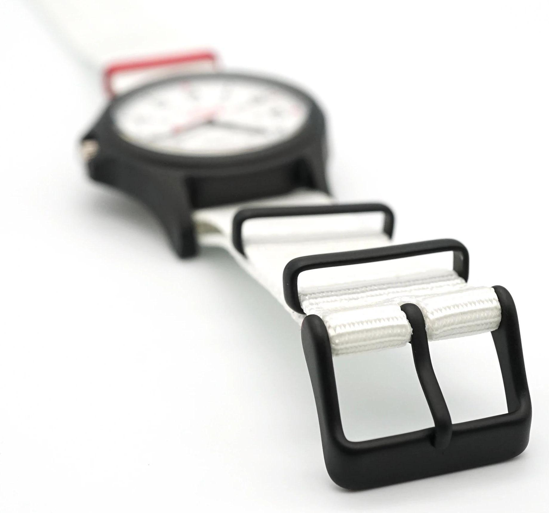 Đồng hồ Unisex Timex Acadia X NASA TW2T92700 - Trắng