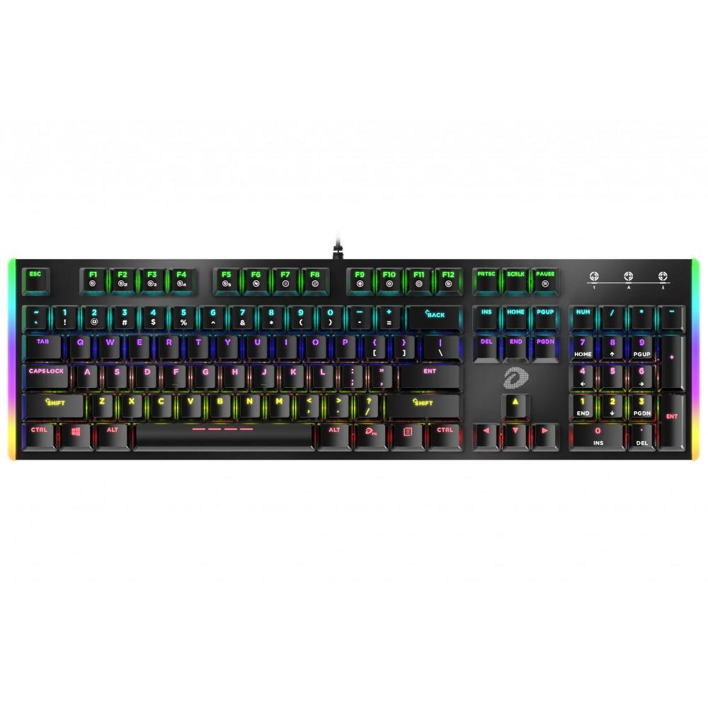 Bàn phím quang cơ gaming Dareu EK520 - Hàng chính hãng