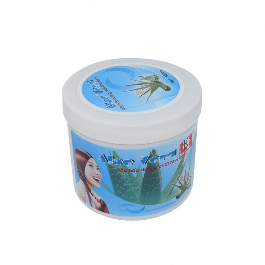 Dầu hấp dưỡng tóc LK tinh chất Nha Đam 500ml - 1000ml (Aloe Vera Repair Hair Treatment)