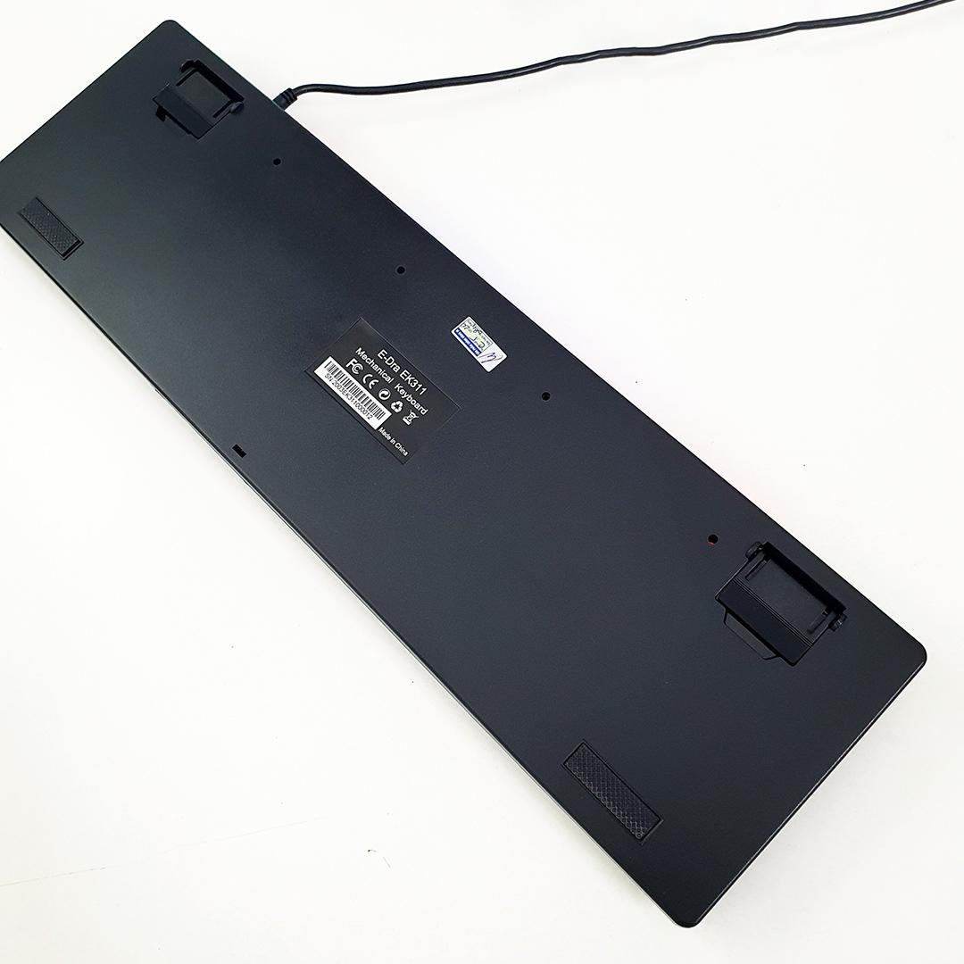 Bàn phím cơ E-DRA EK311 Red Switch - Hàng chính hãng