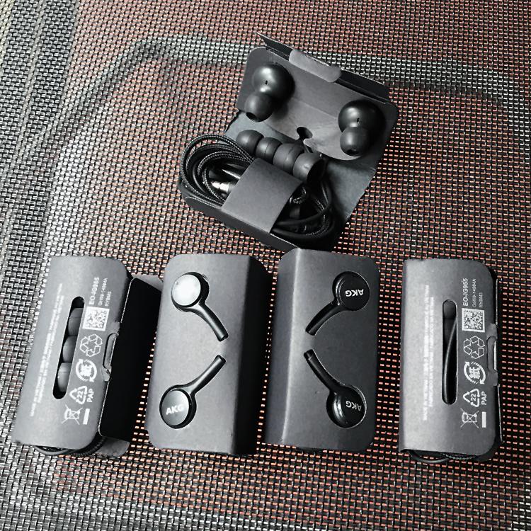 Tai nghe cao cấp cho S10 Plus (2019), tặng kèm 4 nút tai phụ tiện lợi