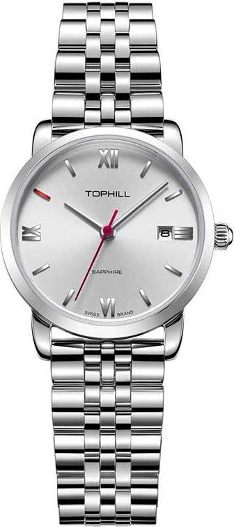 Đồng hồ nữ chính hãng Thụy Sĩ TOPHILL TA035L.S1292