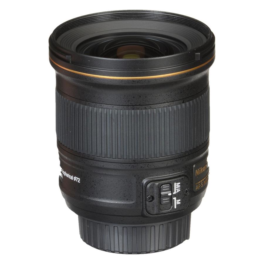 Ống Kính Nikon Af-S Nikkor 24mm F/1.8G Ed - Hàng Chính Hãng