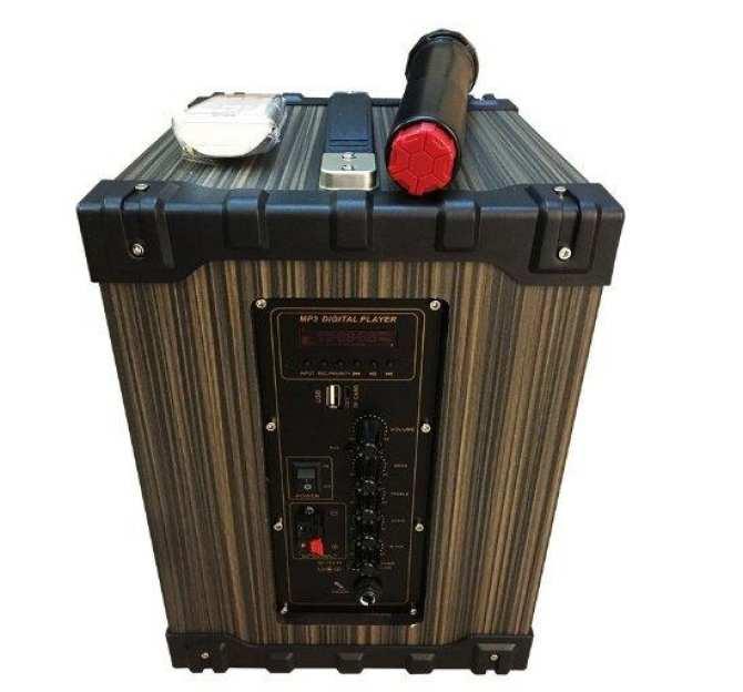 Loa kẹo kéo karaoke di động j106 + kèm 1 micro
