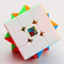 Rubik MoFangJiaoShi 3x3 MF3RS Stickerless