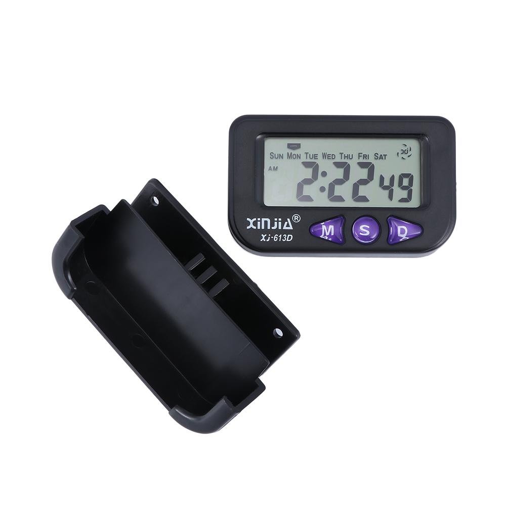 Đồng hồ điện tử bấm giờ, báo thức mini XJ-613D