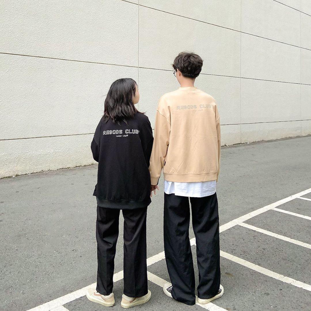 Áo Khoác Cardigan dáng rộng REGODS CLUB Unisex vải đẹp mịn cao cấp
